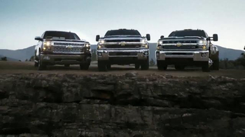 2015 Silverado Heavy Duty TV Spot, 'Best-in-Class Towing' - Thumbnail 10