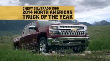 2015 Silverado Heavy Duty TV Spot, 'Best-in-Class Towing' - 799 commercial airings