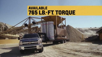 2015 Silverado Heavy Duty TV Spot, 'Best-in-Class Towing' - Thumbnail 6