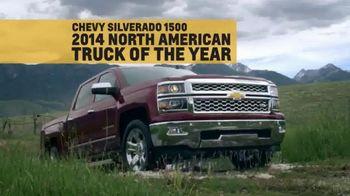 2015 Silverado Heavy Duty TV Spot, 'Best-in-Class Towing' - 799 commercial airings