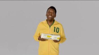 Subway Fresh Fit TV Spot, Featuring Pelé - 26 commercial airings