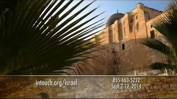 In Touch Ministries TV Spot, 'Israel Tour'