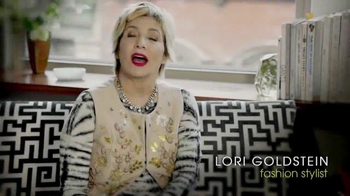 QVC Logo TV Spot Featuring Lori Goldstein - Thumbnail 1