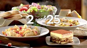 Olive Garden 2 For $25 TV Spot, 'Platos Favoritos' [Spanish] - Thumbnail 9