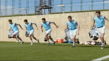 Gatorade TV Spot, 'Bibbidi-Bobbidi-Boo' Featuring Lionel Messi, David Luiz - Thumbnail 4
