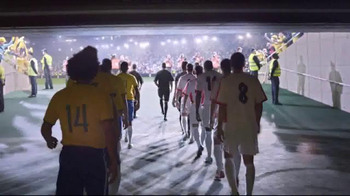 Gatorade TV Spot, 'Bibbidi-Bobbidi-Boo' Featuring Lionel Messi, David Luiz - 651 commercial airings