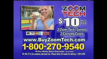 Zoom Tech TV Spot - Thumbnail 9