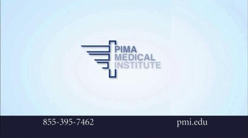 Pima Medical Institute TV Spot, 'Hands-On Learning' - Thumbnail 10