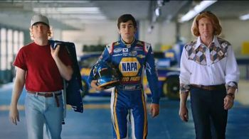 NAPA Auto Parts TV Spot, 'When I was 18' Featuring Dale Earnhardt, Jr. - 110 commercial airings