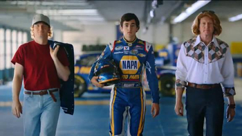 NAPA Auto Parts TV Spot, 'When I was 18' Featuring Dale Earnhardt, Jr. - Thumbnail 10