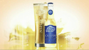 Crispin Cider TV Spot, 'Fresh Pressed'