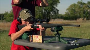 Hornady Custom Lite Ammunition TV Spot