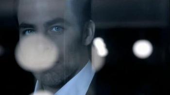 Giorgio Armani Code TV Spot, 'Revolving Door' Featuring Chris Pine - Thumbnail 2