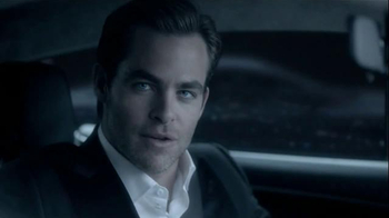 Giorgio Armani Code TV Spot, 'Revolving Door' Featuring Chris Pine - 1260 commercial airings