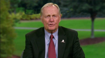St. Jude Children's Research Hospital TV Spot, 'Focus' Feat Jack Nicklaus