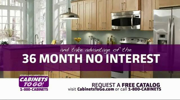 Cabinets To Go TV Spot, 'Memorial Day Sale' - Thumbnail 4