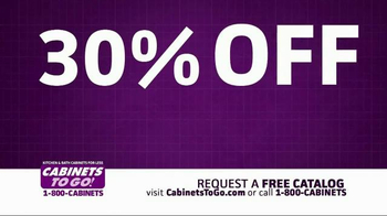 Cabinets To Go TV Spot, 'Memorial Day Sale' - Thumbnail 5