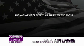 Cabinets To Go TV Spot, 'Memorial Day Sale' - Thumbnail 8