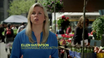Cooking Channel TV Spot, 'Change the World' Feat. Ellen Gustafson