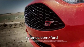 Ford TV Spot, 'X Games' Featuring Ryan Sheckler - Thumbnail 8