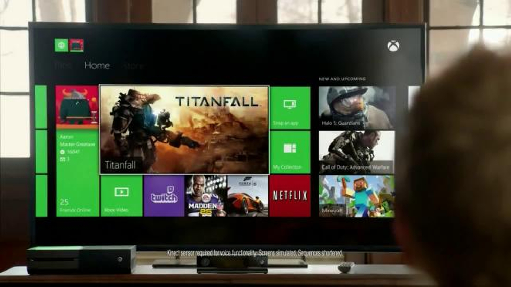 Xbox One TV Commercial Featuring Aaron Paul - Video