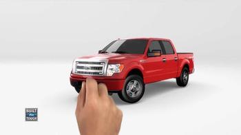 2014 Ford F-150 XLT TV Spot, 'Closer Look' - Thumbnail 1