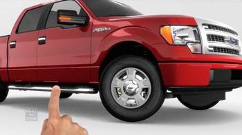 2014 Ford F-150 XLT TV Spot, 'Closer Look' - Thumbnail 2