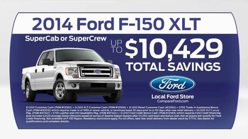 2014 Ford F-150 XLT TV Spot, 'Closer Look' - Thumbnail 5