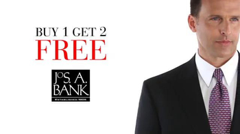 JoS. A. Bank TV Spot, 'June 2014 BOG2 Exec Suits (Final Days)' - Thumbnail 1