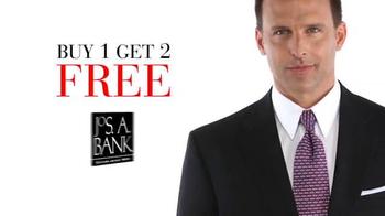 JoS. A. Bank TV Spot, 'June 2014 BOG2 Exec Suits (Final Days)' - Thumbnail 2