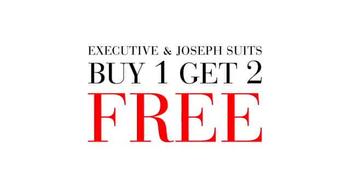 JoS. A. Bank TV Spot, 'June 2014 BOG2 Exec Suits (Final Days)' - Thumbnail 9