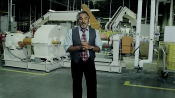 Bridgestone Golf TV Spot, \'Made in the USA\' Featuring David Feherty