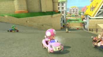 Mario Kart 8 TV Spot, 'Video Game Takeover' - Thumbnail 9