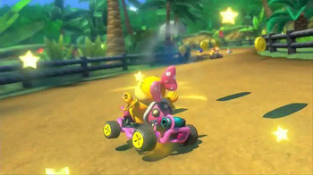 Mario Kart 8 TV Spot, 'Video Game Takeover' - Thumbnail 4