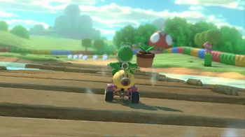 Mario Kart 8 TV Spot, 'Video Game Takeover' - Thumbnail 5