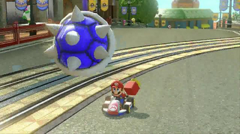 Mario Kart 8 TV Spot, 'Video Game Takeover' - Thumbnail 6