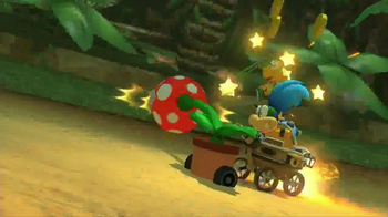 Mario Kart 8 TV Spot, 'Video Game Takeover' - Thumbnail 7