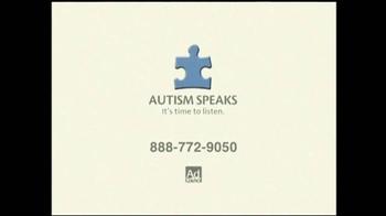 Autism Speaks TV Spot, 'Probabilidades' Con Toni Braxton [Spanish] - Thumbnail 9