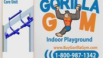 Gorilla Gym TV Spot - Thumbnail 9