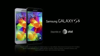AT&T Samsung Galaxy S5 TV Spot 'Música' [Spanish] - Thumbnail 9