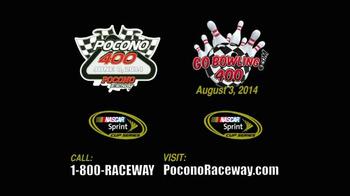 Pocono Raceway TV Spot - Thumbnail 8