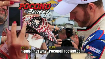Pocono Raceway TV Spot - Thumbnail 2