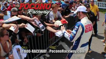 Pocono Raceway TV Spot - Thumbnail 3