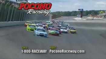 Pocono Raceway TV Spot - Thumbnail 4