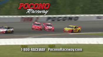 Pocono Raceway TV Spot - Thumbnail 7