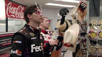 Coca-Cola TV Spot, 'Racing Family Road Trip Pit Stop' Ft. Danika Patrick - Thumbnail 6