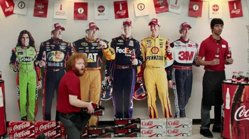 Coca-Cola TV Spot, 'Racing Family Road Trip Pit Stop' Ft. Danika Patrick