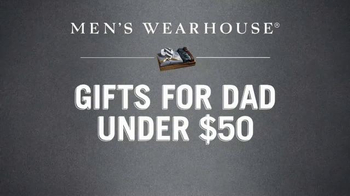 Men's Wearhouse Father's Day Sale TV Spot, 'Gifts for Dad' - Thumbnail 1