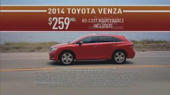 2014 Toyota Venza TV Spot, 'Did You Know: Northwest Lifestyle' - Thumbnail 8