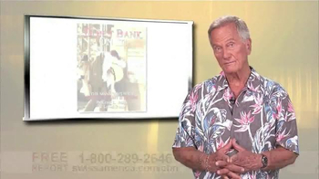 Swiss America TV Spot, 'Bank Safety' Featuring Pat Boone - Thumbnail 1